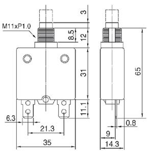 Circuit Breaker Diagram Ze 700