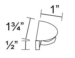 Glcp3 Dimensions