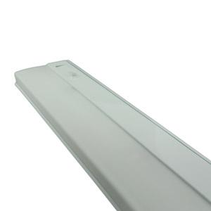 Low Profile Fluorescent Light Fixture SL-W | Shemoi Ent.