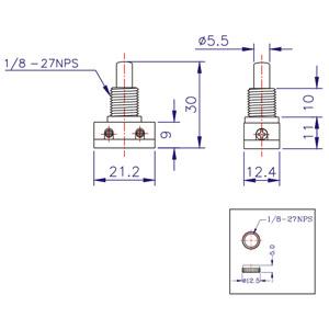 Push Switch Diagram Ze 127