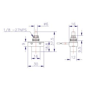 Push Switch Diagram Ze 177